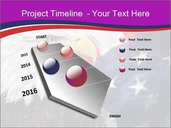 Bald eagle PowerPoint Templates - Slide 26