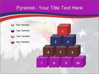 Bald eagle PowerPoint Templates - Slide 31