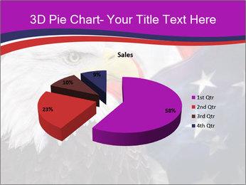 Bald eagle PowerPoint Templates - Slide 35