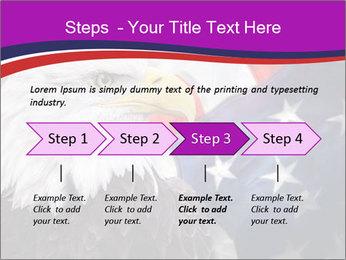 Bald eagle PowerPoint Templates - Slide 4