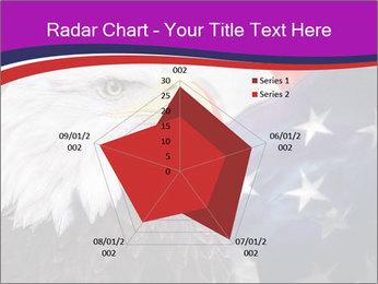 Bald eagle PowerPoint Templates - Slide 51
