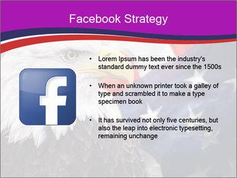 Bald eagle PowerPoint Templates - Slide 6