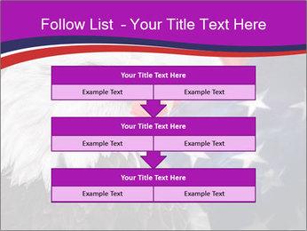 Bald eagle PowerPoint Templates - Slide 60