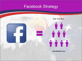 Bald eagle PowerPoint Templates - Slide 7