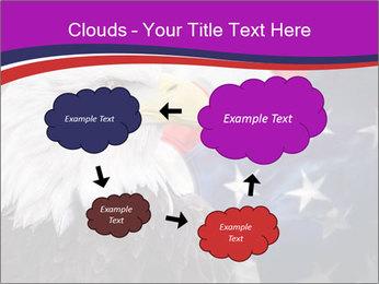 Bald eagle PowerPoint Templates - Slide 72