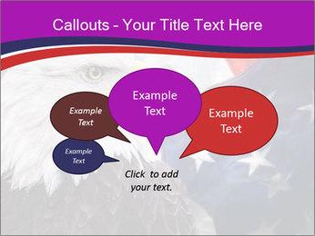 Bald eagle PowerPoint Templates - Slide 73