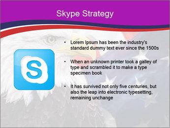 Bald eagle PowerPoint Templates - Slide 8