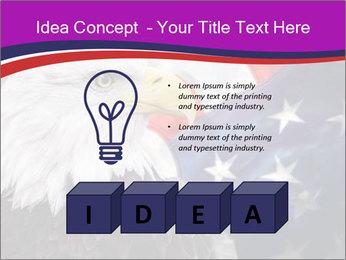 Bald eagle PowerPoint Templates - Slide 80
