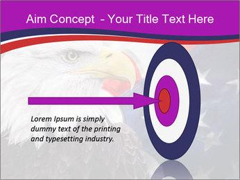 Bald eagle PowerPoint Templates - Slide 83