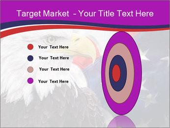 Bald eagle PowerPoint Templates - Slide 84