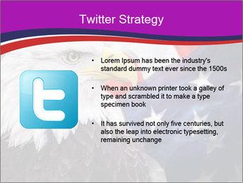 Bald eagle PowerPoint Templates - Slide 9