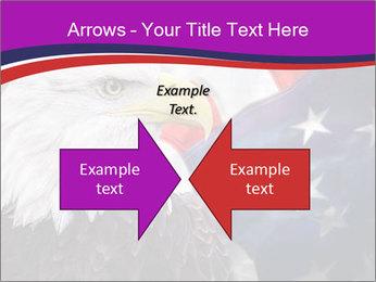 Bald eagle PowerPoint Templates - Slide 90