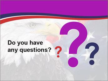 Bald eagle PowerPoint Templates - Slide 96
