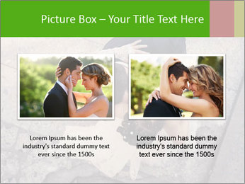 Happy young bride PowerPoint Templates - Slide 18