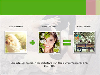 Happy young bride PowerPoint Templates - Slide 22