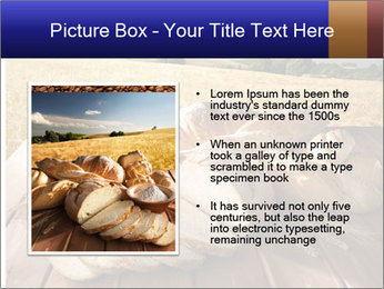 Bread and oil PowerPoint Template - Slide 13