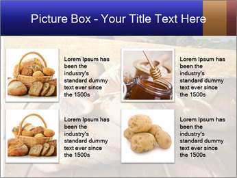 Bread and oil PowerPoint Template - Slide 14