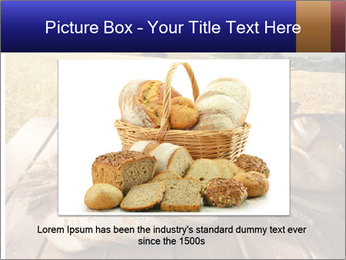 Bread and oil PowerPoint Template - Slide 15