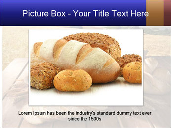 Bread and oil PowerPoint Template - Slide 16