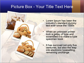 Bread and oil PowerPoint Template - Slide 17