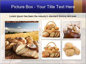 Bread and oil PowerPoint Template - Slide 19