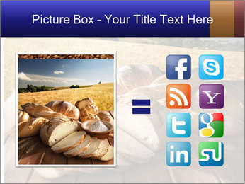 Bread and oil PowerPoint Template - Slide 21