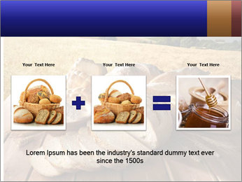 Bread and oil PowerPoint Template - Slide 22