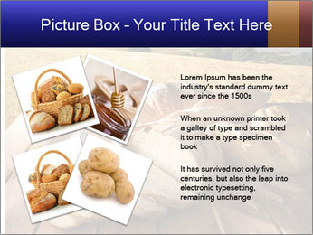 Bread and oil PowerPoint Template - Slide 23