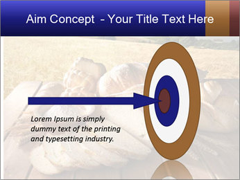 Bread and oil PowerPoint Template - Slide 83