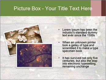 Flowers on wooden PowerPoint Templates - Slide 20