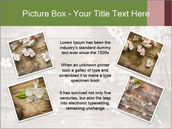Flowers on wooden PowerPoint Templates - Slide 24