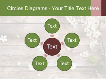 Flowers on wooden PowerPoint Templates - Slide 78