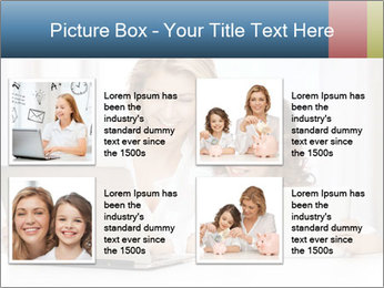 Mother and daughter PowerPoint Templates - Slide 14