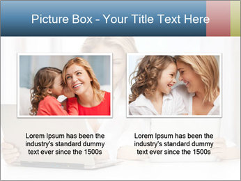 Mother and daughter PowerPoint Templates - Slide 18