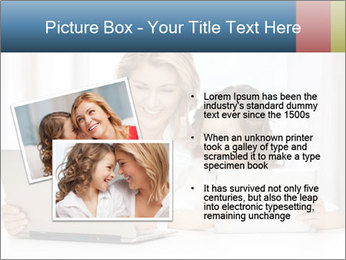 Mother and daughter PowerPoint Templates - Slide 20
