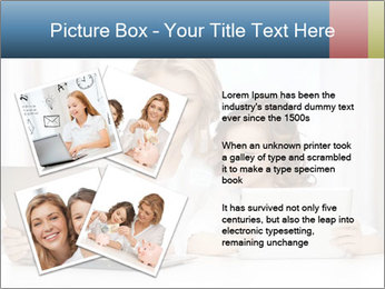 Mother and daughter PowerPoint Templates - Slide 23