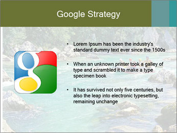 White water rafting PowerPoint Template - Slide 10