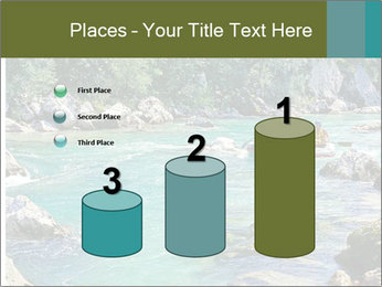 White water rafting PowerPoint Template - Slide 65