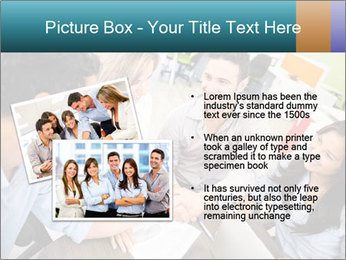 Business people PowerPoint Template - Slide 20