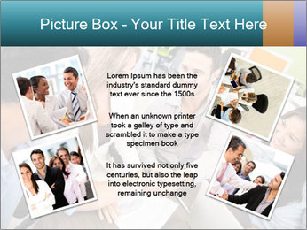 Business people PowerPoint Template - Slide 24