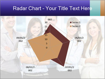 Happy business team PowerPoint Template - Slide 51