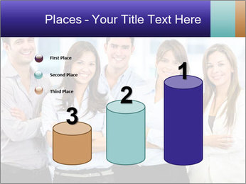 Happy business team PowerPoint Template - Slide 65