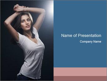 Fashion shoot PowerPoint Templates - Slide 1