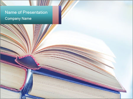 Open books powerpoint template backgrounds id 0000093862 open books powerpoint templates toneelgroepblik Image collections