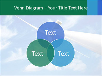 Wind energy turbine PowerPoint Template - Slide 33