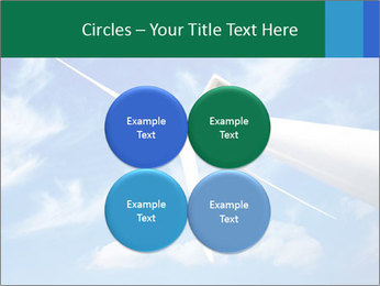 Wind energy turbine PowerPoint Template - Slide 38