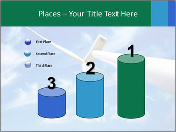 Wind energy turbine PowerPoint Template - Slide 65