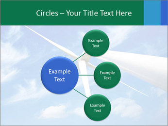 Wind energy turbine PowerPoint Template - Slide 79