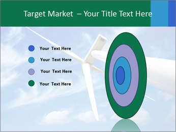 Wind energy turbine PowerPoint Template - Slide 84
