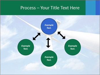 Wind energy turbine PowerPoint Template - Slide 91